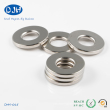 Strong Speaker Magnets Ring Shaped Good Rare Earth Materials